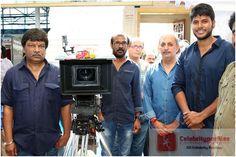 Krishna Vamsi and Sundeep Kishan Movie Titled as Nakshatram
