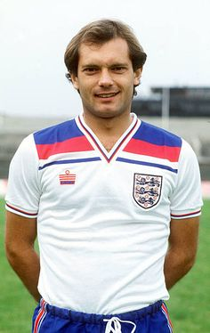Sport. Football. pic: circa 1982. Ray Wilkins, England (and Chelsea, Manchester United and AC.Milan), who won 84 England caps between 1976-1987.