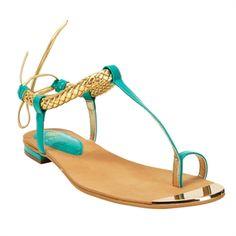 Isolá Adena Braided Strap Thong Sandal