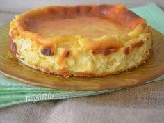 Tarta de queso y yogur griego a la vainilla Sweet Pie, Baking And Pastry, Cookie Desserts, Sin Gluten, Mini Cakes, Cheesecakes, Gordon Ramsay, Cake Cookies, I Foods