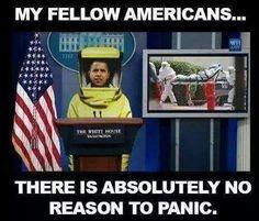 No reason to PPPPPPPP panic