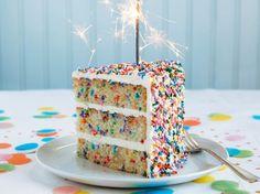yumi-food: Ultimate Birthday Cake