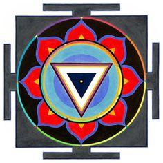 Kali Yantra by KJohnsonGallery on Etsy