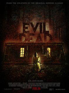 Epic Evil Dead Fan Poster