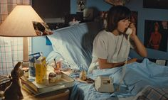 Teenage Bedrooms on Screen - La Boum (Claude Pinoteau, Film Aesthetic, Retro Aesthetic, Francois Truffaut, Jenifer Aniston, Teen Girl Bedrooms, Tiny Bedrooms, Guest Bedrooms, Teen Bedroom, Sophie Marceau