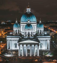 Троице-Измайловский собор.    Автор фото: Nikitakits.
