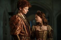 Emma Frost & Matthew Graham On Catherine of Aragon's Ambition in 'The Spanish Princess' - Awards Daily The White Queen Starz, Katharina Von Aragon, Best Tv Couples, The White Princess, Catherine Of Aragon, Barbie Movies, Period Outfit, York, Character Inspiration