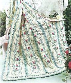 Afghan-Blanket-Crochet-Pattern-Pink-Rosebuds-169
