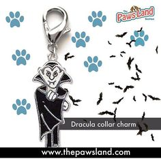 Halloween is coming #checkitout  Why We Love It: Say hello to this creature of the night! These jewelry-quality charms are crafted from antiqued lead-safe pewter and are hand-enameled. Made in the USA. Just for $17.00 #cats #dogs #meowformation #meow  #cats #weeklyfluff #kittensofinstagram #adoptdontshop #tacotonguetuesday #instakitty #instapet #catoftheday #catsofinstagram #instapets #instacats #meow #usa #westonfl #popularbreeds #kittybreeds #petsofinstagram #doglife  #halloween