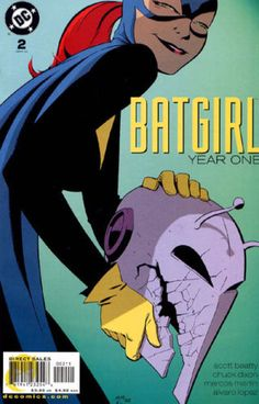 Batgirl-Year-One-2003-2-of-9