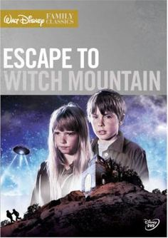 Escape to Witch Mountain Special Edition DVD ~ Eddie Albert Kid Movies, Great Movies, Movie Tv, Denver Pyle, Donald Pleasence, Walt Disney Movies, Disney Merchandise, Disney Family, Growing Up