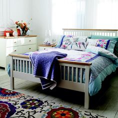 """Transform your bedroom instantly with my """"Bryony"""" bedding. Only available at #debenhams"""