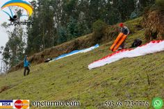 Parapente Cursos Cuenca Ecuador  Aprende a volar solo este deporte en nuestra escuela de parapente, realizando un curso con instructores certificados.