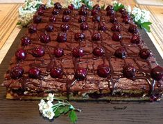 028 Sweets Recipes, Bread Recipes, Focaccia Bread Recipe, Romanian Desserts, Something Sweet, Cake Cookies, Nutella, Deserts, Good Food
