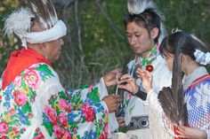 Traditional Native American Wedding Ceremony Native american wedding