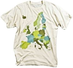 Hey, I found this really awesome Etsy listing at https://www.etsy.com/listing/28161360/colorful-european-map-shirt