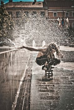 Skate - This picture needs no words. What does it say to you?