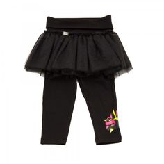 So twee by Miss grant Gonna tulle con leggins