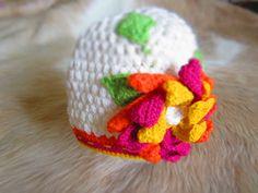 Springtime warm Hat