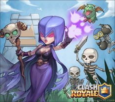 bruxa-clash-royale-animation.jpg (722×643)