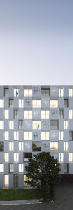 AECCafe.com - ArchShowcase - SILEX – EMVS Foro Habitat Sostenible Competition in Madrid, Spain by Gallardo Llopis Arquitectos