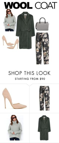 """""""#woolcoat"""" by aanchal-sagar on Polyvore featuring Steve Madden, J.Crew, Rise of Dawn, Acne Studios and MICHAEL Michael Kors"""