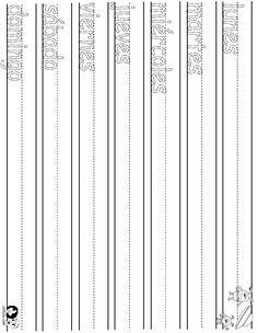 worksheets - days of the week - spanish - weekdays - alien printouts -   days of the week printout -