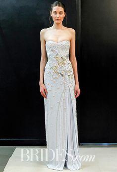 Brides: J. Mendel Wedding Dresses - Spring 2017 - Bridal Fashion Week