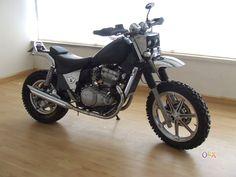 Vendo Kawasaki EN 500cc (Custom)