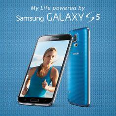 Al centro ci sei tu: la tua #salute, le tue #passioni, i tuoi momenti importanti. #Yourlifepoweredby #GalaxyS5 di #Samsung!