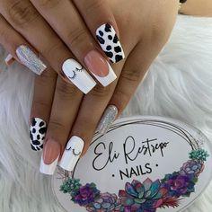 Precious Nails, Nail Spa, Press On Nails, Simple Nails, Gel Nails, Nail Designs, Instagram Posts, Long Nails, Art Nails