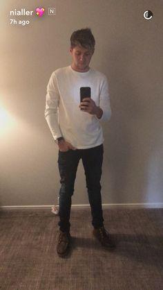 Niall Horan Snapchat ⭐️