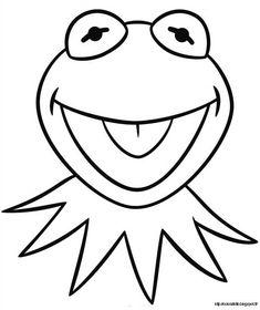 Muppet disegno colorare