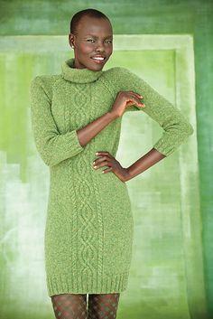 #10 Cable Raglan Dress by Sarah Hatton  http://www.ravelry.com/designers/sarah-hatton