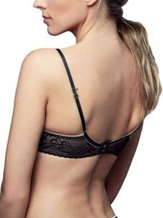 Ultimo Soft Comfort 0406 Underwired Padded Plunge Push Up T-Shirt Bra  Lingerie 5039088602634 eBay f9bc19681
