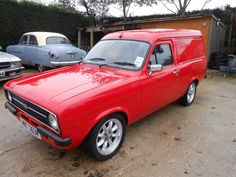 I had one of these from new and, three years and miles later, on my way to pick up it's replacement, it hadn't got the power to overtake a lorry on a long gradient on the motorway! Ford Escort, Escort Mk1, Ford Orion, Automobile, Cool Old Cars, Dream Car Garage, Old Fords, Vintage Vans, Rear Wheel Drive