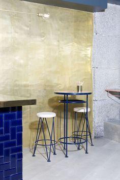 Champagne et jambon à Madrid | MilK decoration