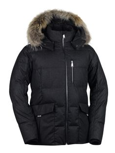 KJUS Corso Como Ski Jacket with New Zealand Wool Aspen Ski 7ec77d793