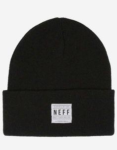 Neff - Lawrence Beanie black