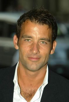 Smashing!  Clive Owen (born 1964) is an English actor, who has worked on television, stage and film. Films include:  GODSFORD PARK, ELIZABETH, THE GOLDEN AGE KING ARTHUR and GREENFINGERS