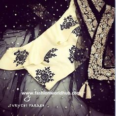 Stylish blouse designs by Suruchi Parakh couture | Fashionworldhub