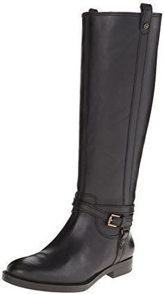 Women's Edosa Riding Boot. What an awesome look.