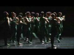 Greatest dance performances I ever saw 2: William Forsythe's Artifact danced by Koninklijk Ballet van Vlaanderen (here: EXQI cultuurjournaal)