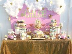 Twinkle Twinkle Little Star  Baby Shower Party Ideas | Photo 1 of 11