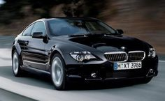 6 series BMW coupe
