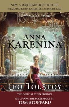 Anna Karenina, the film version of which was nominated for several 2013 Oscars, is available at Queens Library. #books #movies #films
