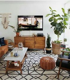 Rainbow Color Palette Boho Living Room Awesome Vintage Boho Living Room Decor Ideas Meg Maran Of Boho Living Room Earthy Living Room, Living Room Orange, Boho Living Room, Living Room Decor Tv, Boho Room, Dining Rooms, Design Room, Design Salon, Living Room Color Schemes