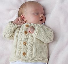 Looks very easy. I have so much left over yarn in small amounts,that I could use it up on this adorable pattern..Bitty Cabled Cardigan pattern - $2.50