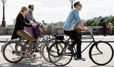 Kopenhagen auf Rädern