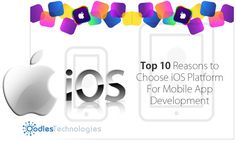 Top 10 Reasons to Choose iOS Platform For Mobile App Development http://www.oodlestechnologies.com/blogs/Top-10-Reasons-to-Choose-iOS-Platform-For-Mobile-App-Development